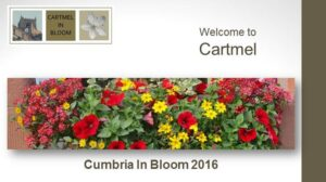 Cartmel in Bloom