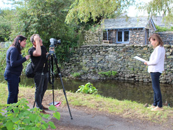 Video in Cartmel