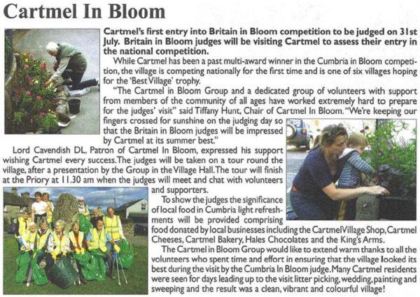 CiB Press Page