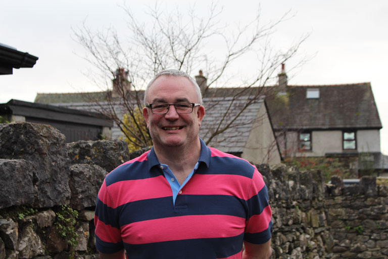 Ian Holcroft