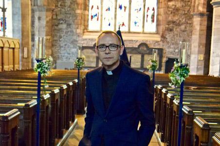 The Reverend Nick Devenish